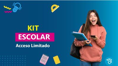 Kit Escolar Limitado