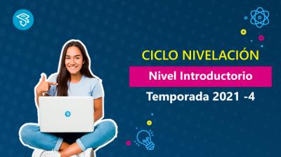 Ciclo Nivelación 2021 - 4
